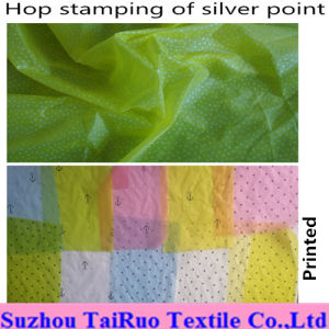 100% Nylon Taffeta Fabric with Hop Stamping for Garment Fabric pictures & photos