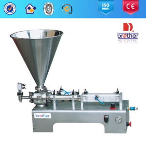 2015 Automatic Double Heads Liquid Filling Machine Syf pictures & photos