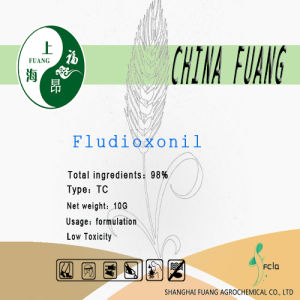Fungicide, Seed Coating Pesticide, Agrochemical Fludioxonil (98%Tc, 25g/L Fs) pictures & photos