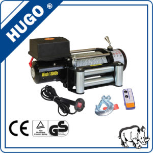 More Cheaper Good Quality 6000lbs 12V Electric Winch pictures & photos