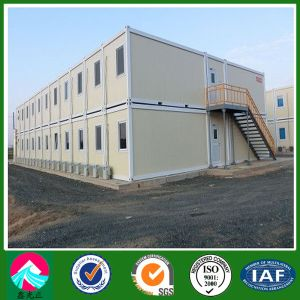 Prefabricated Container House Building for Living and Office (XGZ-PCH 018) pictures & photos
