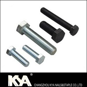 (M5-M100) DIN 933 Hex Bolt pictures & photos