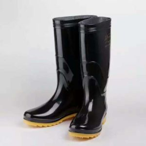 Hot Selling Industrial PVC Rain Work Safety Boots pictures & photos