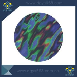 Customer Design High Resolusion 2D Hologram Labels pictures & photos