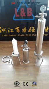 Micron Water Filter in 5 up to 30 Microns pictures & photos