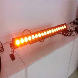 16PC 15W RGBWA UV 6 in 1 Waterproof LED Linear Wall Washer pictures & photos
