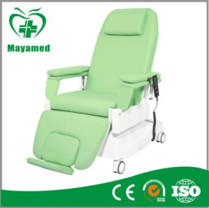 My-O007A Hospital Furniture Electric Dialysis Chair pictures & photos