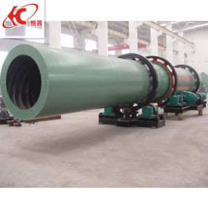 Stainless Steel Rotary Dryer for The Drying Mica pictures & photos