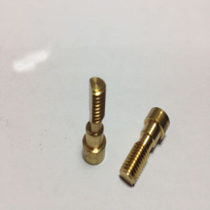 CNC Machining Part with Brass Machined Parts pictures & photos