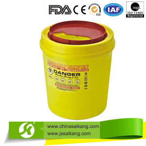 Hot Sale Plastic Box for Sharps Container pictures & photos