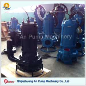 Submersible Flood Dewatering Pump pictures & photos
