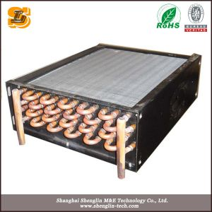 Copper Tube Aluminium Fin Evaporator pictures & photos