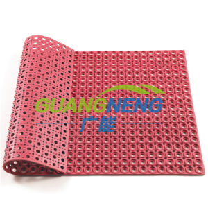 Bathroom Rubber Mat/Drainage Rubber Mat/Hotel Anti-Fatigue Mat pictures & photos