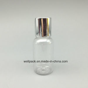 30ml Plastic Boston Bottle with Cap for Skin Care pictures & photos