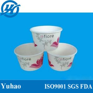Ice Cream Paper Cups with Beautiful Appearance pictures & photos