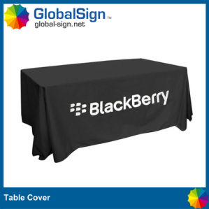 Hot Selling Cheap Polyester Table Cover for Events pictures & photos