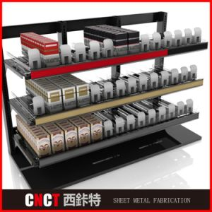 Customized Sheet-Metal Working Pharmacy Rack pictures & photos