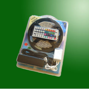 UL Certified Single Color Dimmerable SMD5050 14.4W/M Flexible LED Strip pictures & photos