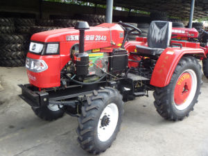 Ts Single Cylinder V-Belt Type Tractor pictures & photos