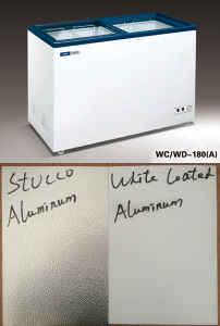 Stucco Aluminum Sheet for Refrigerator pictures & photos