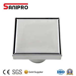 304 Stainless Steel Square Shower Drain Floor Drain pictures & photos