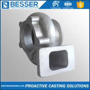 ISO/Ts16949 Lost Wax Precision Casting Ss304L 316ti 410 1.4308 Iron Precision Casting 20cr 8620 Alloy Steel Precision Casting pictures & photos