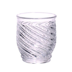 Clear Glass Candle Holder with Capacity 10oz pictures & photos