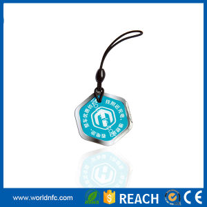 Art Craft Cheap PVC Exopy NFC Tag for Payment pictures & photos