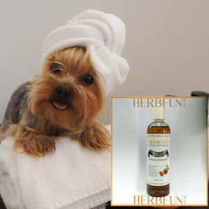 100 Natural Pet Shampoo with Fragrance Free