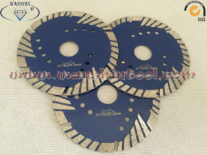 115mm Turbo Diamond Saw Blade for Sandstone pictures & photos