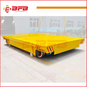 15t Anti-Explosion Electric Rail Transfer Trailer for Steel Factory pictures & photos
