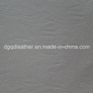 Top Selling Fashion Semi-PU Furniture Leather (QDL-51073) pictures & photos
