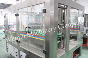 Small Capacity Glass Bottle Beer Fiiling Equipment pictures & photos