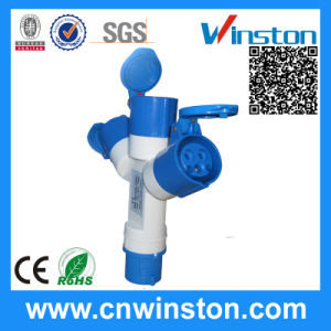 1013-3 Cee/IEC 3pin Extension Socket Multi-Function Socket with CE pictures & photos