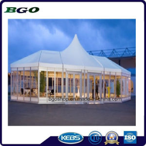 Sunshade PVC Coated Tarpaulin (1000dx1000d 20X20 610g) pictures & photos