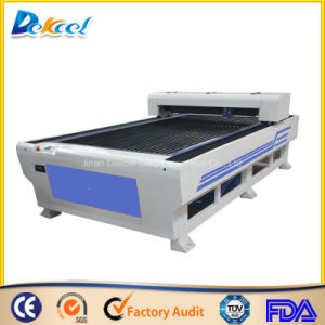 Dek-1325 260W Wood, MDF, Die Board Metal and Nonmetal CNC 30mm Laser Cutting and Engraving Machine pictures & photos