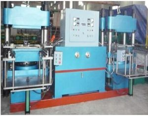Double Link Type Plate Vulcanizing Machine pictures & photos