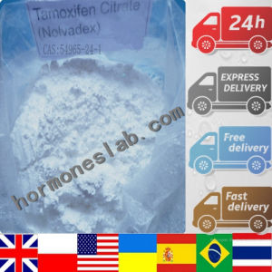 Nolvadex Crystalline Raw Tamoxifen Citrate Powders Injection 20mg/Ml pictures & photos