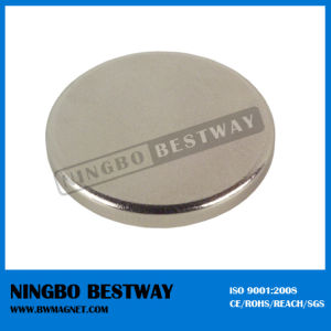 Large Coated Neodymium Disc Magnet pictures & photos
