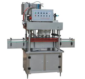 Chinese Supplier Linear Screw Capping Machine