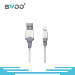 Dual USB Connector Lightning Micro Data Charger Cable pictures & photos