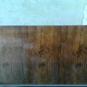 China Haining Chenxiang Wood Laminated PVC Wall Panel