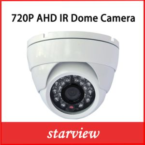 "1/2.8"" Sony CMOS 720p Ahd IR Dome CCTV Security Camera pictures & photos"