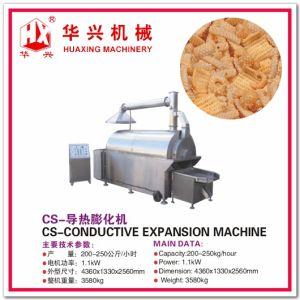 CS-Conductive Expansion Machine (Puff Snack Machine/Expander/Shrimp Bar/Prawn Cracker) pictures & photos