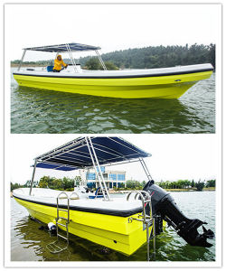 22′ Fiberglass Small Speed Boats for Sale pictures & photos