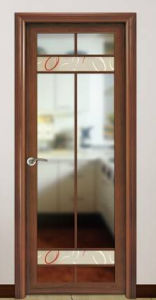 Different Type of Aluminum Casement Open Door