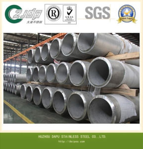304 316 321 310 Stainelss Steel Seamless Pipe Tube pictures & photos