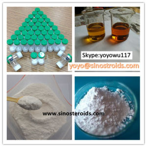 Hot Sell Raw Peptides Ipamorelin with 99% Purity pictures & photos
