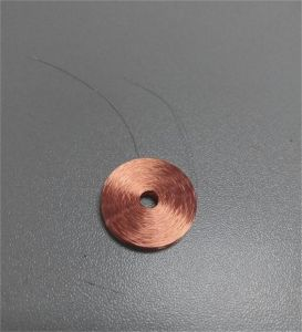 Customized Air Coil Adhesive Copper Wire Coil pictures & photos