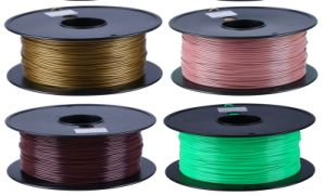 Made-in-China Best Sellers 3D Printer Material 1.75 or 3.0 mm PLA 3D Filament pictures & photos